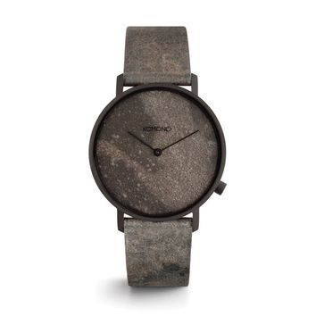 KOMONO Lewis Slate Series Watch in Grey