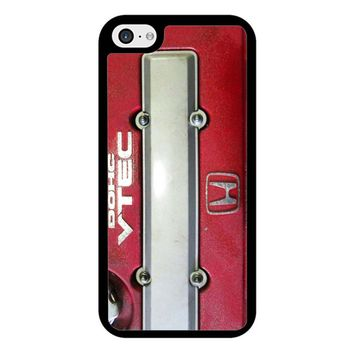 Dohc Jdm Honda Vtec iPhone 5/5S/SE Case