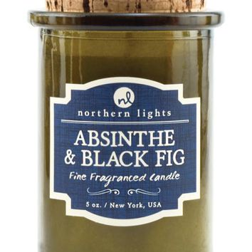 Absinthe and Black Fig Spirit Candle