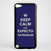 Harry Potter Expecto Patronum Keep Calm iPod Touch 5 Case