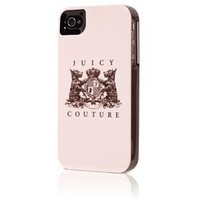 Juicy Couture New Crest Case for iPhone 4 - Apple Store (U.S.) - Polyvore