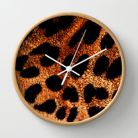 FURRY Wall Clock by catspaws