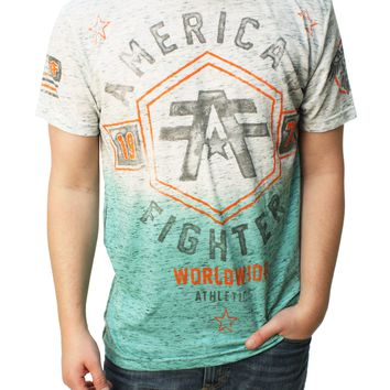 American Fighter Men's Jacksonville Artisan Slub Graphic T-Shirt