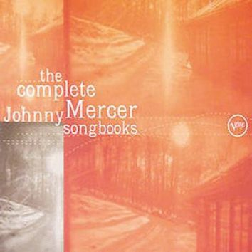 ONETOW COMPLETE JOHNNY MERCER SONGBOOKS