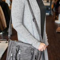 Long Haul Purse - Grey