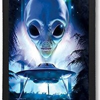 iPhone 6 Cases, Aliens And Ufo Durable Soft Slim TPU Case Cover for iPhone 6 4.7 inch Screen (Does NOT fit iPhone 5 5S 5C 4 4s or iPhone 6 Plus 5.5 inch screen) - TPU Black