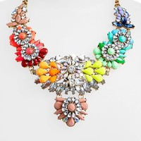 Tasha Floral Necklace | Nordstrom