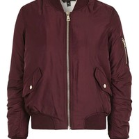 Lined Ma1 Bomber Jacket - Topshop