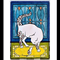 My Brother From Another Mother Framed Print by Dora Hathazi Mendes