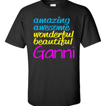 Amazing Awesome Wonderful Beautiful Ganni - Unisex Tshirt