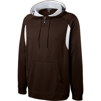 Holloway 229078Affliction Hoodie - Brown White