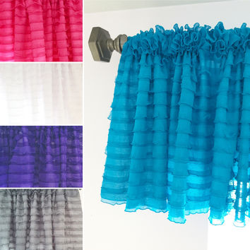 shop mint coral curtains on wanelo