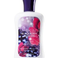 Bath & Body Works 8 Oz. Sparkling Blackberry Woods Body Lotion