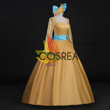 Princess Anastasia Classic Dress With Free Shipping Worldwide