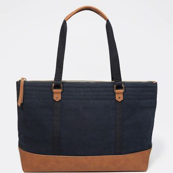 Womens Canvas Tote | Womens New Arrivals | Abercrombie.com