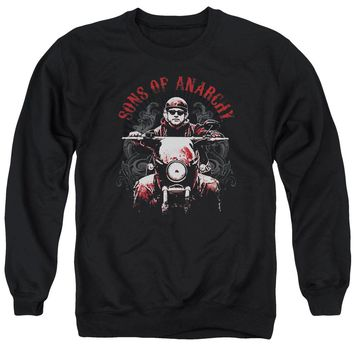 Sons Of Anarchy - Ride On Adult Crewneck Sweatshirt