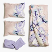 Merci Bouquet Comforter Bed Set