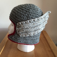 The Power of Thor Tribute Crochet Hat