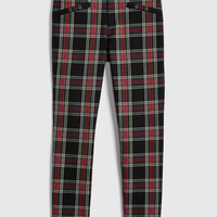 Skinny Ankle Pants with Buckle Detail | Gap