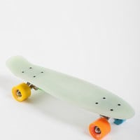Glow-In-The-Dark Vinyl Cruiser Skateboard