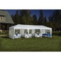 Large Outdoor Party Event Tent 9 Ft X 27 Ft Birthday Parties Sun Protection Tent