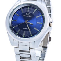ORLANDO 385 Quartz Watch with Stainless Steel Band