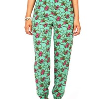 Rose Vine Trousers | Cute Pants at Pink Ice
