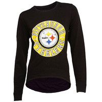 Pittsburgh Steelers Home Field Long Sleeve Crew Neck