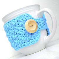 Textured Coffee Mug Cozy Sleeve (re-visited)