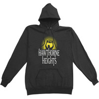 Hawthorne Heights Men's  Hooded Sweatshirt Black