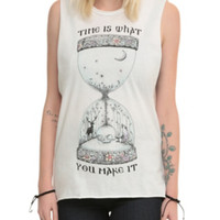 Hourglass Time Girls Muscle Top