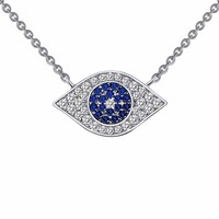 Lafonn Simulated Diamond Amulet Pendant Necklace | Nordstrom