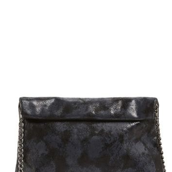 Women's Phase 3 'Roll Top' Clutch - Metallic