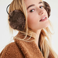 Faux Fur Ear Muffs | Urban Outfitters