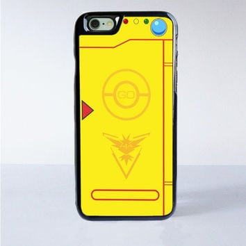 Pokemon Go Instinct Team Pokedex iPhone 6 Case