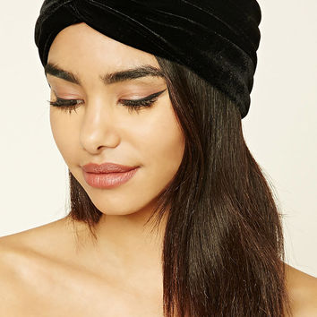 Twist-Front Headwrap