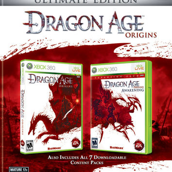 Dragon Age: Origins Ultimate Edition - Xbox 360 (Very Good)