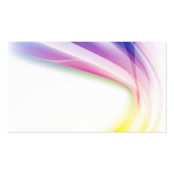Abstract Swirl 1 Business Card