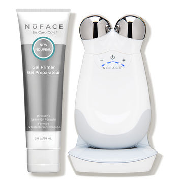 NuFACE Trinity Facial Toning Kit - White - Dermstore