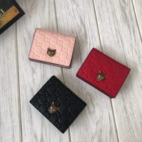 2019 New Office GUCCI Women Leather Monogram Handbag Neverfull Bags Tote Shoulder Bag Wallet Purse Bumbag  Discount Cheap Bags Best Quality