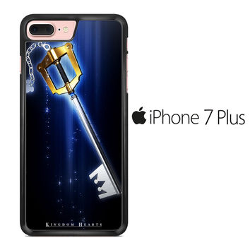 Kingdom Hearts Sora Keyblade iPhone 7 Plus Case