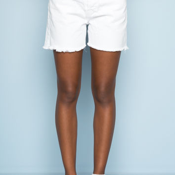 Ray Denim Shorts - Shorts - Bottoms - Clothing