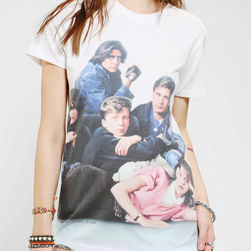 Urban Outfitters - Junk Food Breakfast Club Group Tee