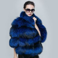 Genuine Fur coat Real fur coat Women's real fur coat Women's jacket  All the goods in our shop are genuine leather