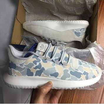 Tagre™ Adidas Tubular Shadow Camouflage jogging shoes