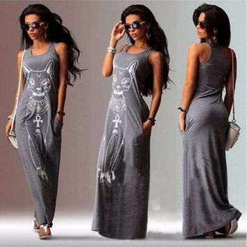 Summer Sexy Dress Casual  Dress Party Beach Dress