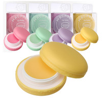 [IT'S SKIN] Macaron Lip Balm 9g  #1 strawberry  / Sweet & Moist Lip Balm