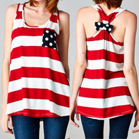 I'M A YANKEE DOODLE SWEETHEART TANK – LaRue Chic Boutique