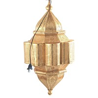 Ner Tamid Moroccan Middle Eastern Lantern