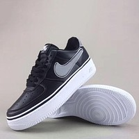 Trendsetter Nike Air Force 1'07 Lv8 Suede  Fashion Casual  Low-Top Old Skool Shoes